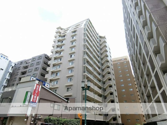 東京都府中市、府中本町駅徒歩12分の築12年 15階建の賃貸マンション