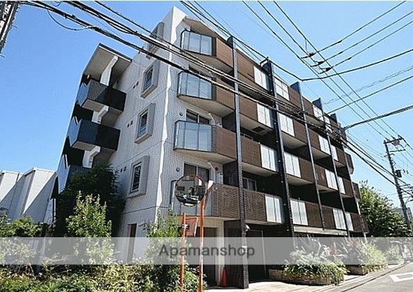 東京都調布市、調布駅徒歩22分の築7年 5階建の賃貸マンション