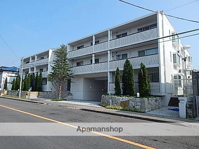東京都国立市、矢川駅徒歩14分の築16年 3階建の賃貸マンション