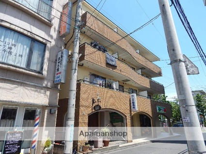 東京都国立市、谷保駅徒歩6分の築32年 4階建の賃貸マンション
