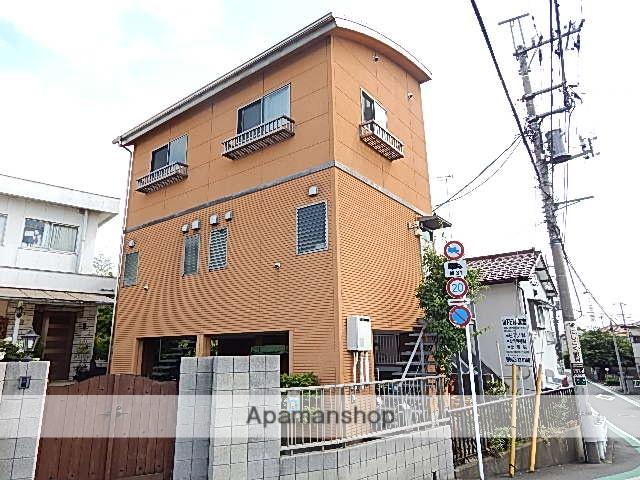 東京都国分寺市、西国分寺駅徒歩8分の築15年 3階建の賃貸アパート
