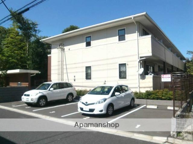 東京都国立市、矢川駅徒歩21分の築5年 2階建の賃貸アパート