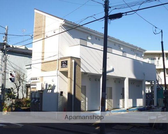 東京都国分寺市、谷保駅徒歩27分の築1年 2階建の賃貸アパート