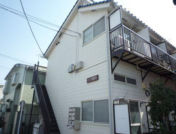 東京都府中市、多磨駅徒歩11分の築27年 2階建の賃貸アパート