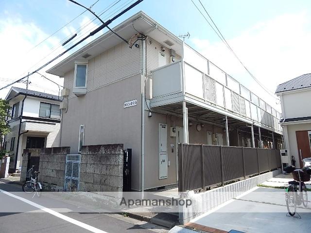 東京都国立市、谷保駅徒歩6分の築23年 2階建の賃貸アパート