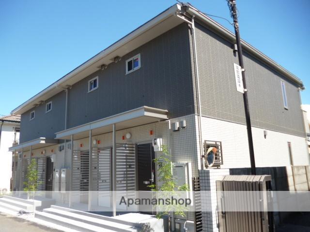 東京都調布市、国領駅徒歩15分の新築 2階建の賃貸アパート