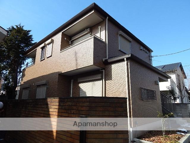 東京都国立市、谷保駅徒歩20分の新築 2階建の賃貸アパート