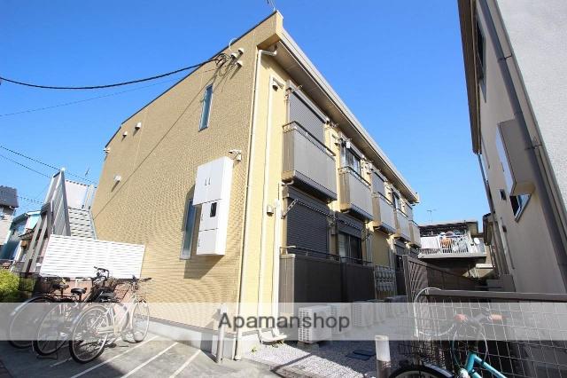 東京都国立市、谷保駅徒歩19分の新築 2階建の賃貸アパート