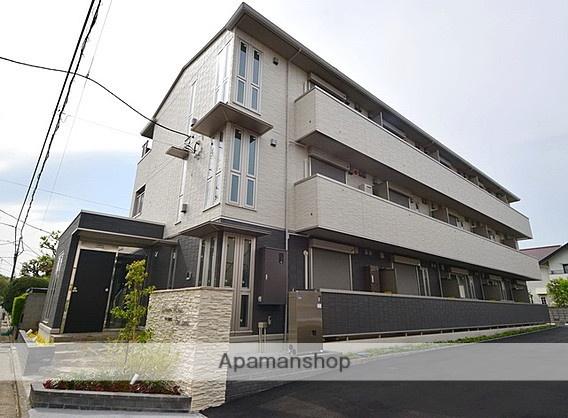 東京都国立市、谷保駅徒歩15分の新築 3階建の賃貸アパート