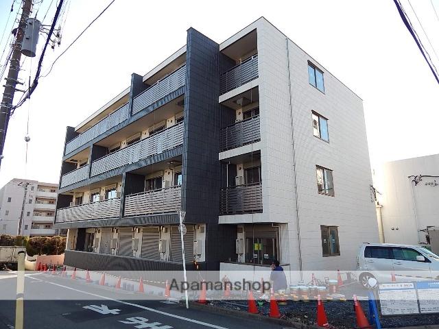 東京都国立市、谷保駅徒歩18分の新築 4階建の賃貸マンション