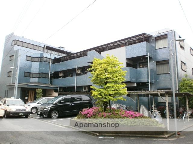 東京都調布市、国領駅徒歩13分の築15年 4階建の賃貸マンション