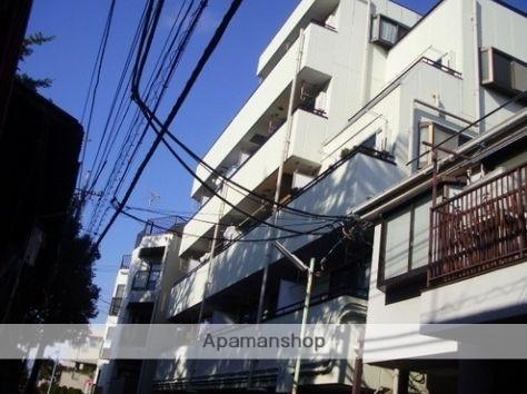 東京都国分寺市、国分寺駅徒歩27分の築24年 4階建の賃貸マンション