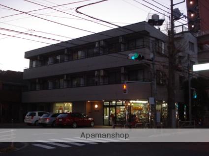 東京都調布市、調布駅徒歩35分の築24年 3階建の賃貸マンション
