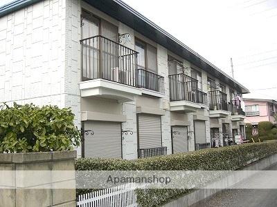 東京都国分寺市、西国分寺駅徒歩16分の築28年 2階建の賃貸アパート
