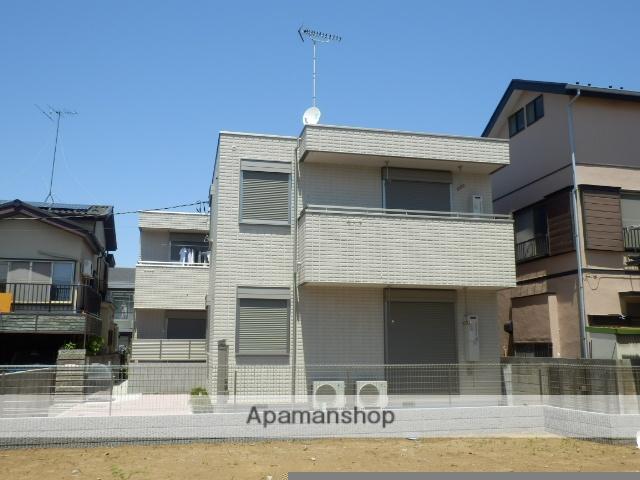 東京都小金井市、東小金井駅徒歩34分の築2年 2階建の賃貸マンション