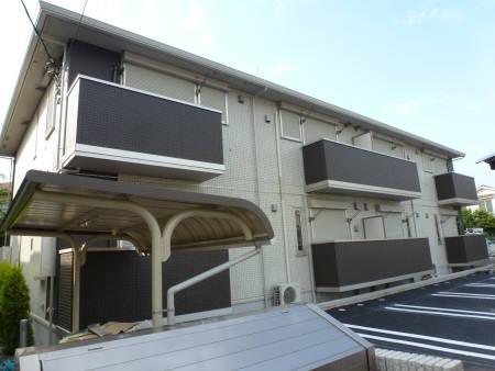 東京都国分寺市、西国分寺駅徒歩13分の築2年 2階建の賃貸アパート