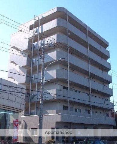 東京都国立市、谷保駅徒歩6分の築22年 7階建の賃貸マンション