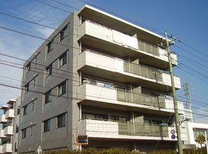 東京都国立市、谷保駅徒歩17分の築19年 5階建の賃貸マンション