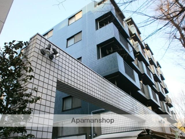 東京都調布市、国領駅徒歩11分の築21年 6階建の賃貸マンション