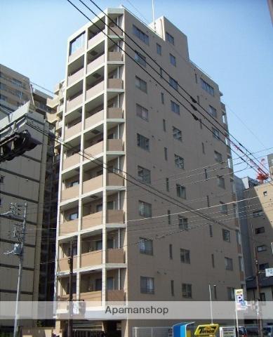 東京都府中市、府中本町駅徒歩10分の築12年 10階建の賃貸マンション