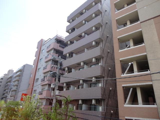 東京都世田谷区、三軒茶屋駅徒歩3分の築18年 10階建の賃貸マンション