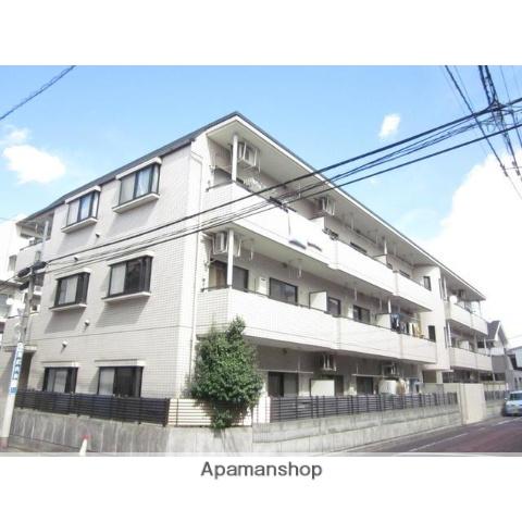 東京都世田谷区、駒沢大学駅徒歩14分の築29年 3階建の賃貸マンション