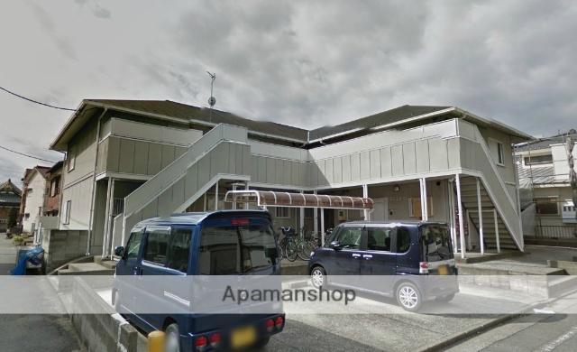 神奈川県川崎市高津区、二子新地駅徒歩16分の築23年 2階建の賃貸アパート