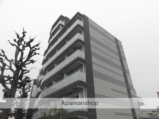 東京都世田谷区、用賀駅徒歩9分の新築 8階建の賃貸マンション