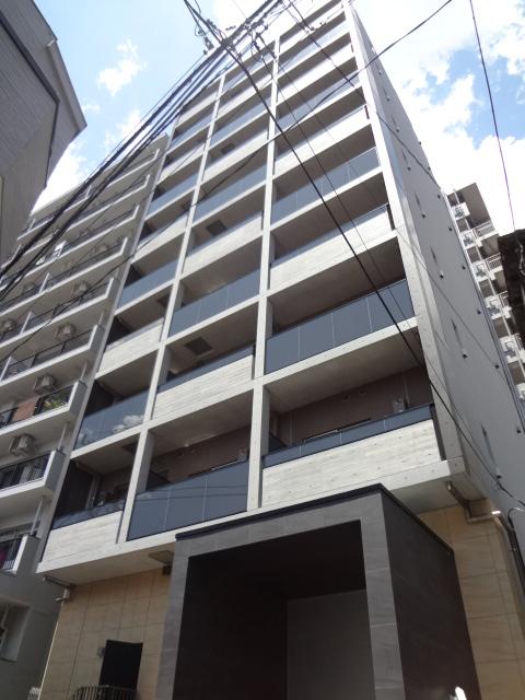 東京都世田谷区、三軒茶屋駅徒歩7分の新築 10階建の賃貸マンション