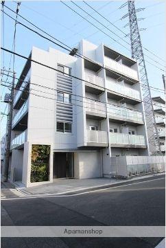 東京都世田谷区、三軒茶屋駅徒歩10分の新築 5階建の賃貸マンション