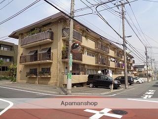 東京都世田谷区、桜新町駅徒歩21分の築43年 3階建の賃貸マンション