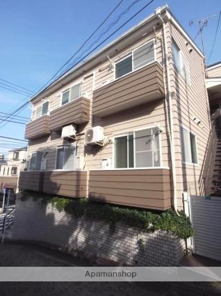 東京都世田谷区、東松原駅徒歩16分の築31年 2階建の賃貸アパート