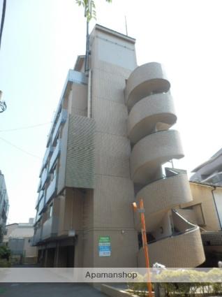 東京都江戸川区、平井駅徒歩13分の築28年 7階建の賃貸マンション