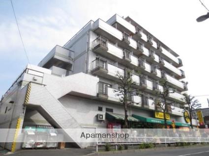 東京都葛飾区、お花茶屋駅徒歩12分の築30年 6階建の賃貸マンション