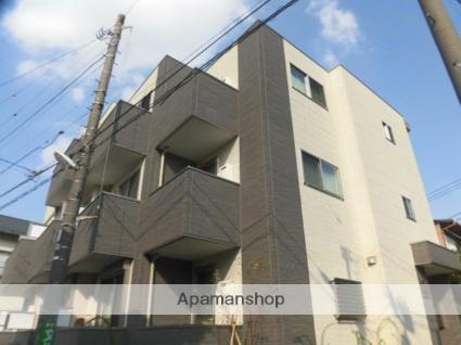 東京都葛飾区、八広駅徒歩17分の築3年 3階建の賃貸マンション