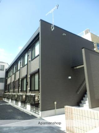 東京都葛飾区、平井駅徒歩37分の新築 2階建の賃貸アパート