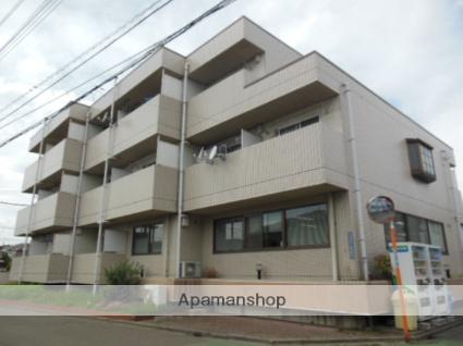 東京都三鷹市、三鷹駅バス20分医師会館前下車後徒歩3分の築30年 3階建の賃貸マンション