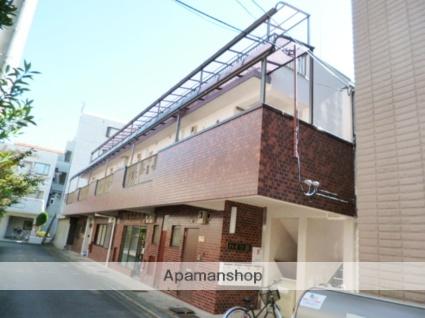東京都府中市、府中本町駅徒歩18分の築34年 3階建の賃貸マンション
