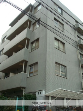 東京都府中市、府中本町駅徒歩18分の築25年 5階建の賃貸マンション