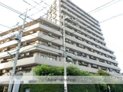 東京都調布市、国領駅徒歩12分の築23年 12階建の賃貸マンション
