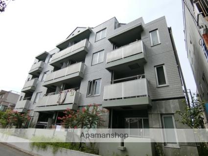 東京都府中市、分倍河原駅徒歩8分の築28年 4階建の賃貸マンション