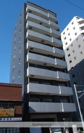 東京都府中市、府中本町駅徒歩4分の築9年 10階建の賃貸マンション