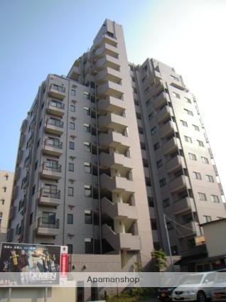東京都府中市、府中本町駅徒歩10分の築19年 13階建の賃貸マンション
