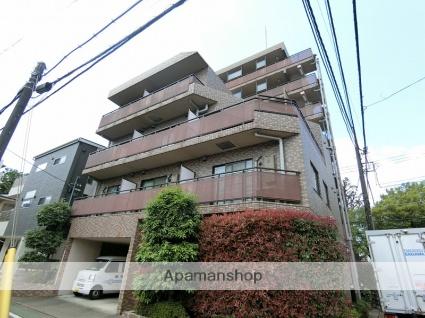 東京都府中市、府中本町駅徒歩16分の築17年 7階建の賃貸マンション