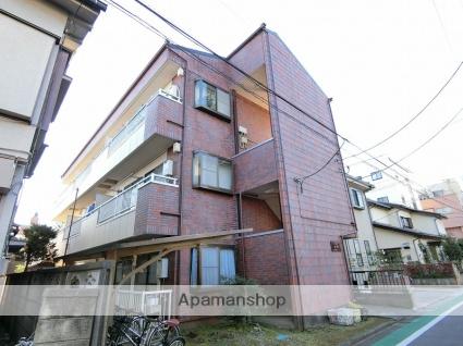 東京都府中市、府中本町駅徒歩14分の築28年 3階建の賃貸マンション