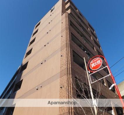 東京都府中市、府中本町駅徒歩10分の築10年 7階建の賃貸マンション