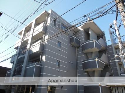 東京都府中市、多磨駅徒歩3分の築8年 4階建の賃貸マンション