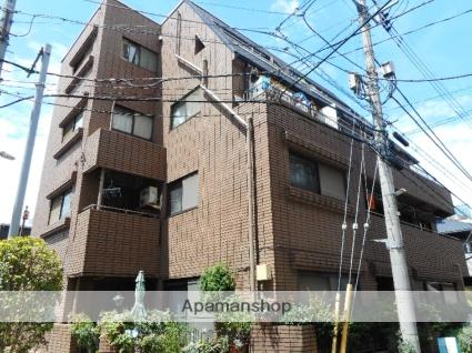 東京都調布市、布田駅徒歩13分の築28年 4階建の賃貸マンション
