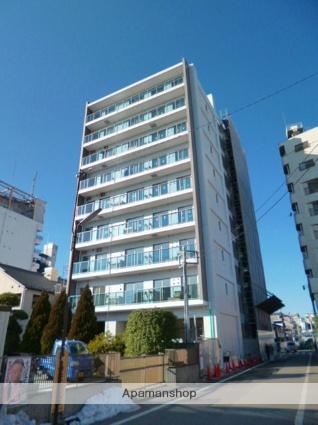 東京都府中市、多磨霊園駅徒歩15分の築4年 10階建の賃貸マンション