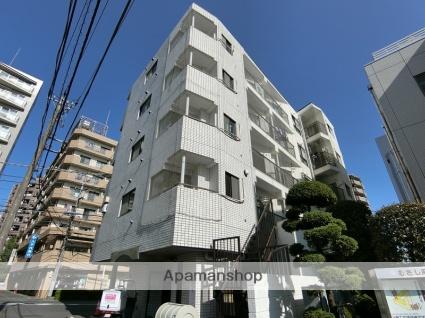 東京都府中市、多磨霊園駅徒歩14分の築29年 5階建の賃貸マンション